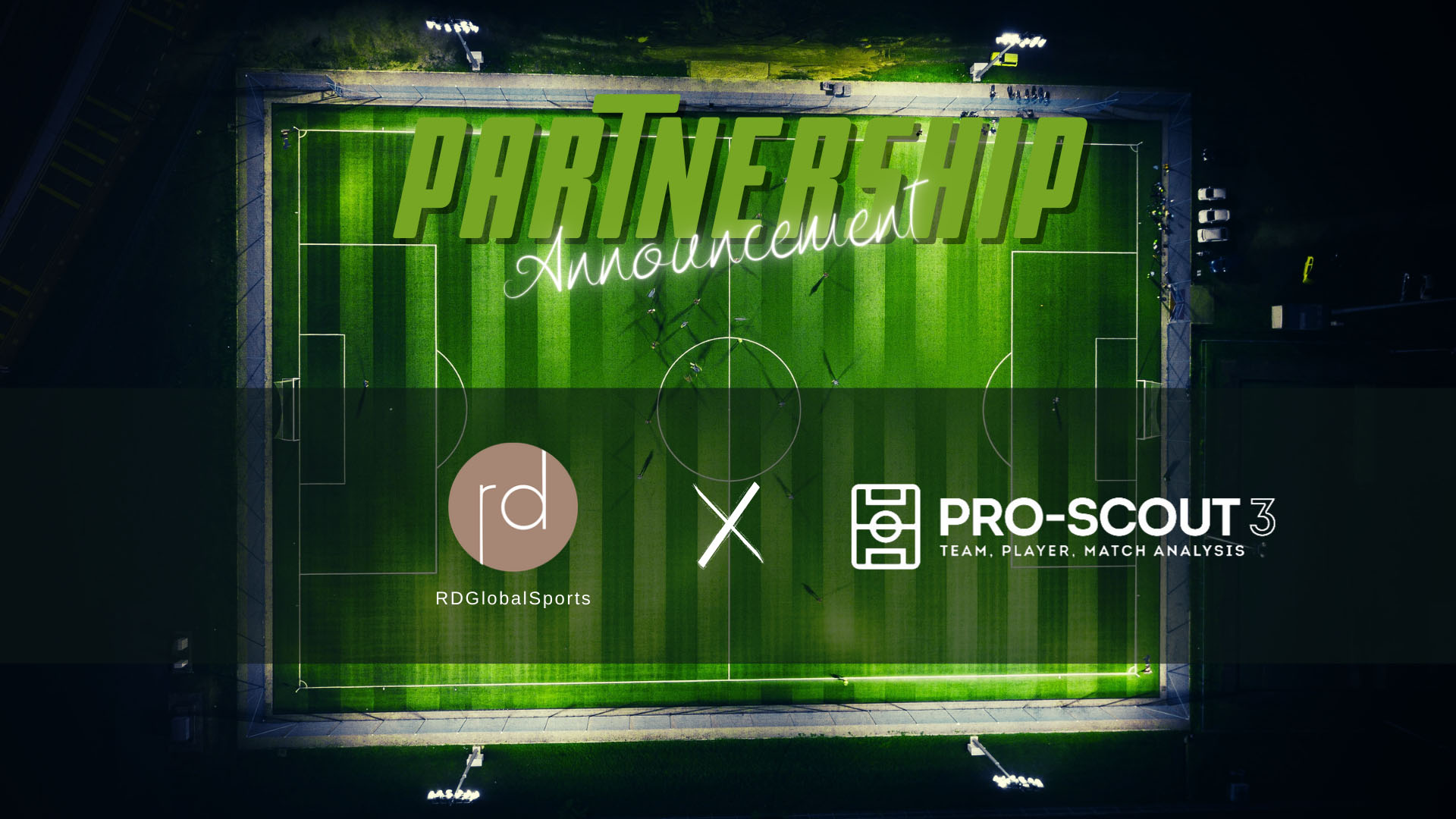 Pro-Scout 3 announce new legal partner